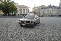 My BMW E21 315