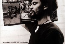 Anton Corbijn - Michael Franti / Dutch Photographer