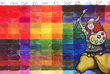 Art/Color Mixing