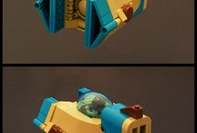 LEGO GALAXY 銀河