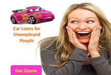 Unemployed Car Loan