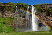 Waterfalls of the world / by Tina Rutledge