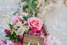 Table Numbers / by Aisle Perfect - Wedding Blog