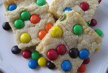 Cookies/Bars / by Jordan Moffitt Smith