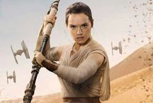 Rey is bae / Rey from Star Wars: The Force Awakens