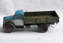 1/48 Opel Blitz civil