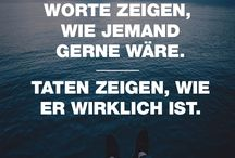Sprüche & Zitate