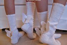 sukkia - socks ja lapasia -mittens