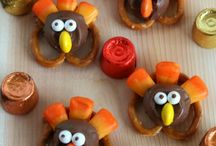 Thanksgiving turkey treats
