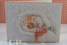 Card Favs / Lots of beautiful cards I've found and pinned for you!    Barb Mann Stampin'Up!