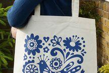 lovely tote bag