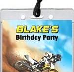 Weston's Motocross Party
