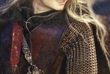 Fantasy / LARP / Cosplay Leatherwork