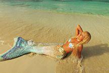 Hannah Mermaid on Land
