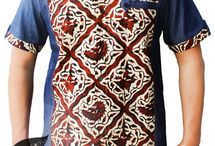 Batik Fashion Man