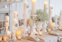 Lights, candles And /Or BLING / by Missy Burrus