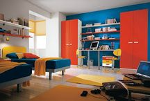 Split complementary interior