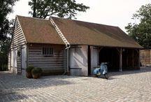 Zahradní domek,garáž