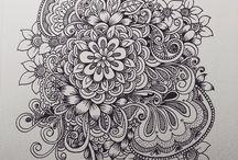 Doodle&Mandala