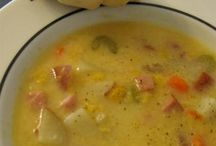 Recipes- soups