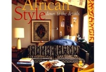 Book about Africa