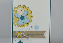 Baby Shower and baby cards / by Lou Whipple