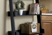 Bookshelves for kitchen