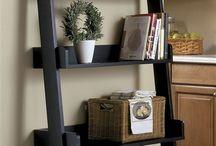 Bookshelves for kitchen
