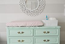 Baby nursery / by Janelle Moyer Vandetta {Bellia Photography}