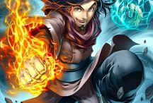 avatar the last airbender/legend of korra