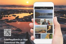 Apps about the Welsh Coastline