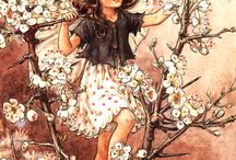 Cicely Mary Barker / Illustrations. Fairies
