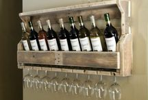 Wine racks / Wine