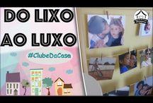 Clube da Casa / Vídeos e posts publicados pelo projeto #clubedacasa