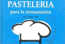 libro tecnicas de pasteleria