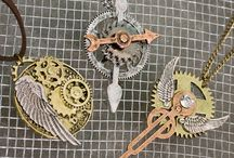 Steampunk Jewelry / by JAS