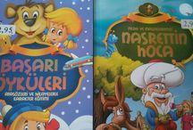 Kızımın kitapları