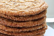 Recettes - biscuits