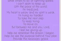Prayer board