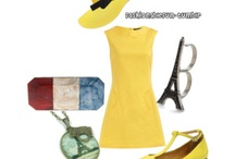 Character Inspired Fashion / Fashion for Men and Women inspired by the characters that I grew up with! / by Renee Rogers