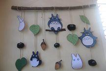 Totoro Party / Idées déco pour le baptême