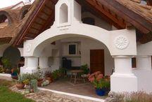 Pécsely / Balaton-felvidék, parasztház, családi ház, présház, borászat