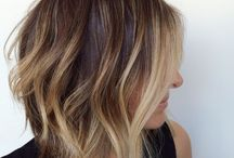 Blonde Dimension Look-Book / from balyage to free paint to classic highlights