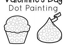 Dot painting etc