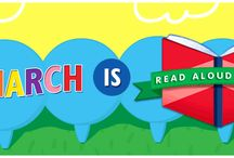 March - Read Aloud Month