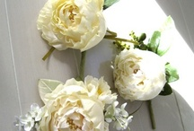 flower / corsage wedding handmade