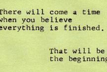 Quotes, Authors, Inspiration
