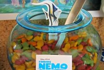 Finding Dory/Nemo Party Ideas