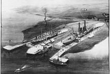 """Ships of San Francisco Bay / Great images in post cards and virtual tours are key in Real Estate sales.  We also collect images of Ships. #""""San Francisco Bay"""" #Ships #History"""