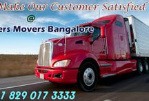 Trusted And Savvy Packers And Movers In Bangalore
